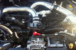 02-07 WRX/STi Front Mount Intercooler+Bumper Bracket GD