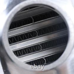 1000HP Aluminum I/O Tube & Fin Universal Front Mount Intercooler FMIC 31x12x4