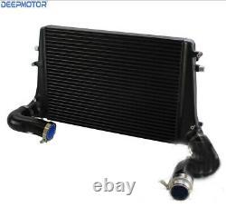 1.8T 2.0T Front Mount Intercooler for Audi A3/S3/VW Golf MK5 MK6 /Passat B6/7