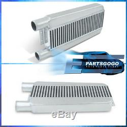 23X11.25X2.75 Intercooler FMIC Turbocharged Bar & Plate For Nissan Infiniti