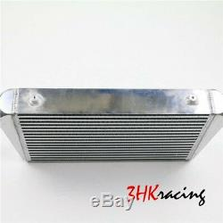 27x12x3 3 Inlet & Outlet Universal Bar&Plate Front Mount Turbo Intercooler