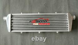 27x7x2 Universal Aluminum Turbo Intercooler 2.25'' 57mm pipe Front Mount