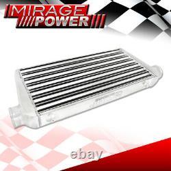 30.75X11.75X3 Universal Front Mount Aluminum Turbo Intercooler Racing Upgrade