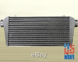 31x12x4 Intercooler 4 inlet & outlet Large Universal Front Mount Billet