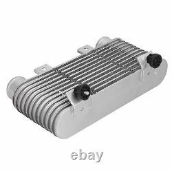 52mm Front Mount Intercooler Engine Cooler Universal For Motorcycle