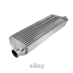 55018064mm Universal Turbo Intercooler bar&plate OD=2.5 Front Mount intercool