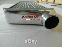550x220x50 mm 2.2'' Turbo Front Mount Aluminum Intercooler Delta Fin Design