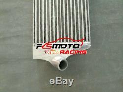 62mm core alloy aluminum intercooler for Ford Focus ST225 Mk2 Gen3 Front mount