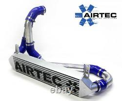AIRTEC Citreon DS3 Stage 2 Front Mount Intercooler And Top Ally Hard Pipes