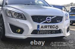 AIRTEC FMIC Front Mount Intercooler Kit for Volvo C30 T5 with Big Boost Pipes
