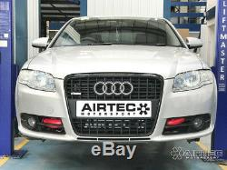 AIRTEC Motorsport Front Mount Intercooler for Audi A4 B7 FMIC Upgrade