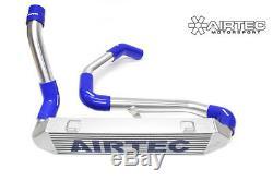 AIRTEC Peugeot RCZ 1.6 performance FMIC Front Mount Intercooler Upgrade