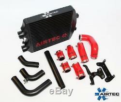 AIRTEC Seat Ibiza Mk4 PD130 TDi Uprated Front Mounted Intercooler BLACK FMIC