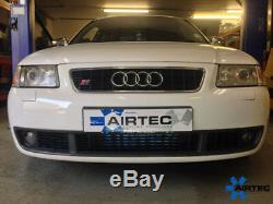 ATINTVAG10 AIRTEC Audi S3 8L 1.8T Quattro front mount Intercooler conversion kit
