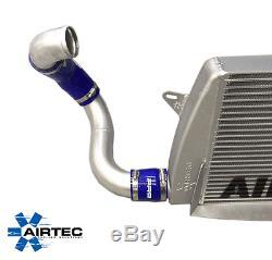 Airtec FMIC Front Mount Intercooler Kit Upgrade Audi TT 8N 1.8 Turbo 225 BHP