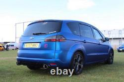 Airtec Ford S-Max 2.5T Alloy Upgraded front mount Intercooler 60mm core FMIC