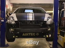 Airtec Front Mount Intercooler Kit fits for Fiat Grande Punto Abarth 1.4T