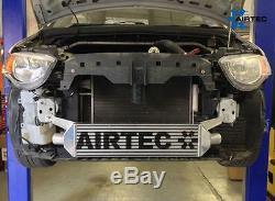 Airtec Mitsubishi Colt Ralliart Front Mount Car Alloy Intercooler