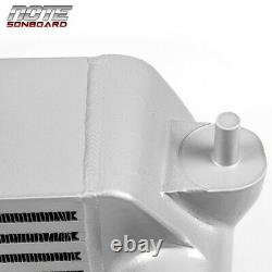 Aluminum Front Mount Turbo Intercooler Fit For Ford F-150 2.7l/3.5l Ecoboost