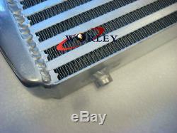 Aluminum Intercooler Inter Cooler 600 X 300 X 76 MM Front Mount 60030076