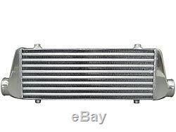 CXRACING Front Mount Intercooler 23.5x7x2.5, Core Size 18X7X2,2.5