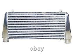 CXRACING Turbo Intercooler 30x11x3, 3 Core 24x11x3, 2.5 For V-Mount RX7