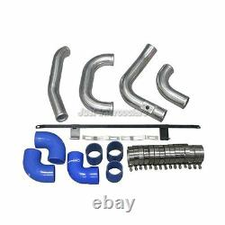 CXRacing Front Mount 27x12x3 Intercooler Kit For 98-06 Audi TT 1.8T FSI
