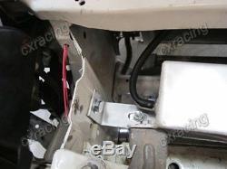 CXRacing Front Mount Intercooler Kit + BOV + Intake For 86-91 Mazda RX7 RX-7 FC