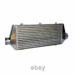 CXRacing Universal Bar & Plate Front Mount FMIC Turbo Intercooler 28X9X3