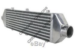 CXRacing Universal Front Mount Bar&Plate Intercooler 28x6x2.5