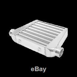 CXRacing Universal Front Mount Tube & Fin 18x12x3 Intercooler Aluminum FMIC 3