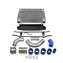 CX Alum Front Mount Intercooler Piping Kit For 07-10 BMW 335i 335is E90 E91 E92