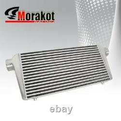 Car Auto 31X11.5X3 Fmic Bar &Plate JDM Front Mount Turbo Aluminum Intercooler