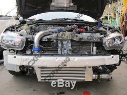 Cxracing Front Mount Intercooler kit for Mitsubishi Lancer RalliArt Turbo withBOV