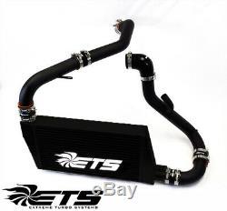 ETS 4 Front Mount Intercooler Kit For MItsubishi Evo X (Black Core) Non-C. A. R. B