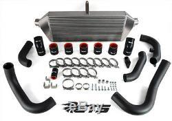 ETS Subaru STI 3 Front Mount Intercooler Upgrade Kit Stock BOV 2004-2007