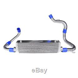 FIT 06-10 audi A4 2.0t fsi turbo front mount bolt-on intercooler kit
