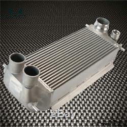FMIC Front Mount Intercooler For Ford F150 15-17 2.7L/3.5L V6 EcoBoost Silver