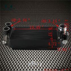 FMIC Front Mount Intercooler For Ford F150 2.7L/3.5L V6 15-17 EcoBoost Black