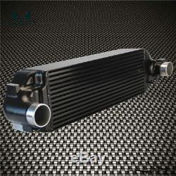 FMIC Front Mount Intercooler For Ford Focus RS 2016-2018 Black