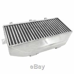 Fits 2002-07 Subaru WRX Turbo Charged Direct Replacement Top Mount Intercooler