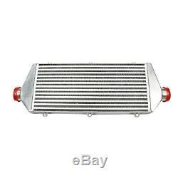 For 00-05 VW Golf GTI Jetta Intercooler Kit MK3 MK4 1.8T Front Mount Bolt On