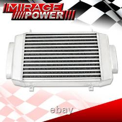 For 02-06 MINI Cooper S R53 Performance Top Mount Aluminum Intercooler Polished