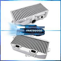 For 02-07 Subaru Impreza WRX STi Top Mount Turbo Intercooler Polished Bar Plate