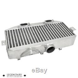 For 02-07 Subaru WRX STI EJ20/25 Turbocharge Top Mount Intercooler TMIC Upgrade