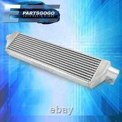 For 06-10 Volkswagen GTI MkV 2.0T 33.5x6.5x2.5 Bolt On Aluminum Intercooler