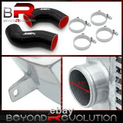 For 2007-2011 BMW 135i 335i 335xi Turbo Charger FMIC Front Mount Intercooler Kit