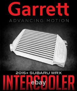 For 2015-2019 Subaru Wrx 2.0l Turbo 2.0t Garrett Top Mount Intercooler Upgrade