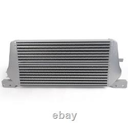 For 2015+ Ford Mustang 2.3L EcoBoost Front Full Aluminum Mount Intercooler