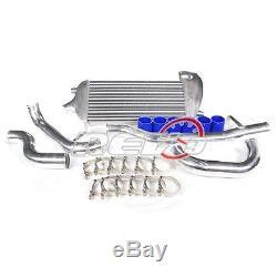 For 95-99 Eclipse Gst Gsx Talon Tsi 2g Front Mount Intercooler Kit Fmic Bolt On